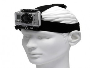 Head Strap Mount for GoPro Go Pro