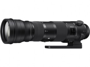 SIGMA 150-600MM F/5-6.3 DG OS HSM SPORTS LENS FOR NIKON