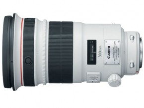 Canon EF 300mm f2.8 L IS II USM