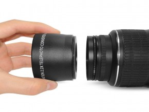 58MM 2.2x Telephoto High Definition Lens for CANON