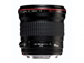 Canon EF 135mm f2.0L USM