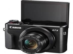 Canon PowerShot G7 X Mark II + bag +16gb