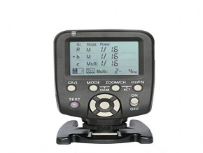 YONGNUO YN560-TX LCD Flash Trigger Remote Controller for Canon and YN560-III With Wake-up function for Canon