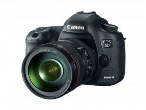 Canon EOS 5D Mark III KIT LENS 24-105MM +16GB+BAG