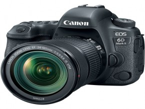 Canon Canon EOS 6D Mark II DSLR Camera with 24-105mm f/3.5-5.6 STM Lens6D Mark II EF 24-105mm f/4L IS II Kit