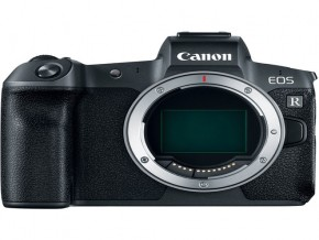 Canon EOS R Mirrorless Digital Camera + Mount Adapter