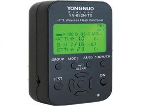Yongnuo YN-622N-TX i-TTL Wireless Flash Controller