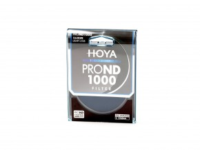 Hoya 72 mm Pro ND 1000 Filter