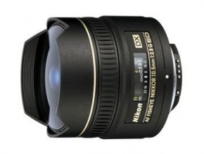 NIKKOR-Fisheye 10.5mm f2.8G ED