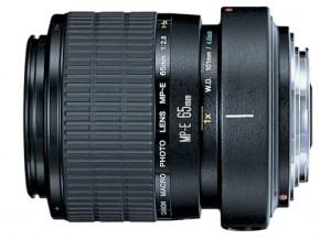 Canon MP-E 65mm f2.8 1-5X Macro