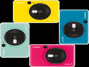 ;  كاميرا رقمية فورية مجانا 10 صور Canon Zoemini C Free 10 sheets
