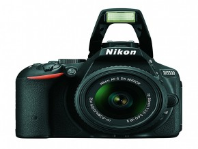 NIKON D5500 KIT 18-55MM +16GB LEXAR +BAG