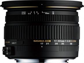 17-50mm F2.8 EX DC (OS) HSM
