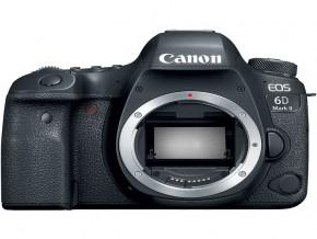 Canon EOS 6D Mark II DSLR Camera Body Only