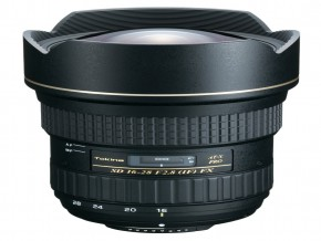 Tokina AT-X Pro FX 16-28mm f/2.8 for canon
