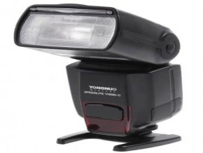 Yongnuo YN-560 II Speedlight Flash