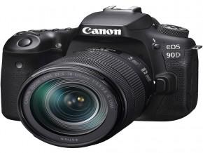 CANON EOS 90D KIT 18-135MM IS NANO USM