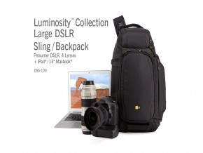caselogic logo dss103 black