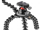 JOBY GorillaPod  Rig (Black/Charcoal/Red