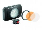 LED Light Lumimuse 3 LED black, multipurpose function